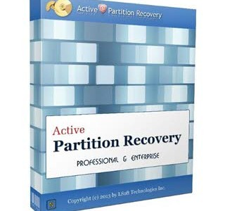 دانلود نرمافزار Active Partition Recovery Professional 14.0.0