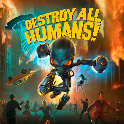 بازی Destroy All Humans