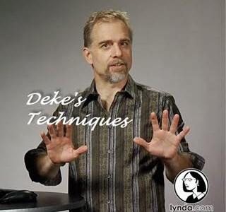 دانلود مجموعه آموزشی Deke's Techniques شامل شگردهای فتوشاپ و ایلاستریتور