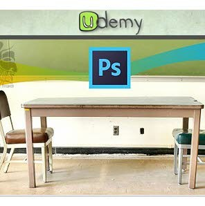دانلود فیلم آموزش Udemy Photoshop Introduction: Zero to Hero in Photoshop