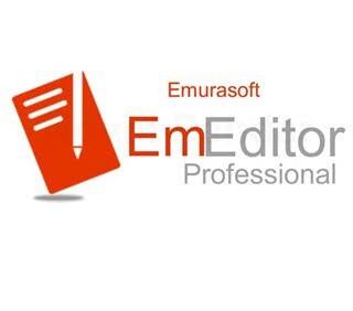 دانلود نرمافزار EmEditor ویرایشگر حرفهای متن