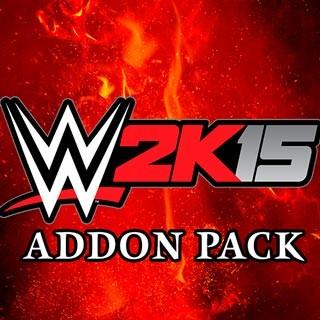 بازی WWE 2015 DLC Pack Addon