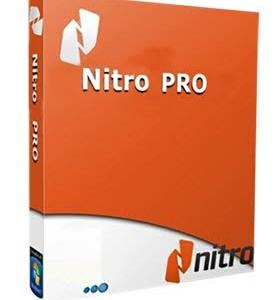 دانلود نرمافزار Nitro Pro 10.5.1.17 x86/x64 + Portable ساخت و ویرایش فایل PDF