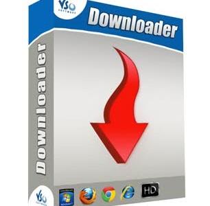 دانلود نرمافزار VSO Downloader Ultimate 4.3.0.19 ابزار دانلود ویدیوهای آنلاین