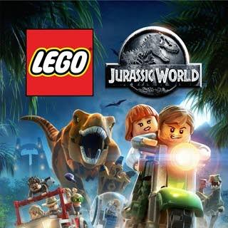 بازی Lego Jurassic World
