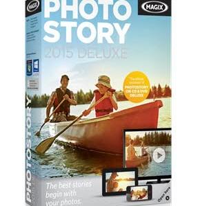 نرمافزار MAGIX Photostory 2015 Deluxe 14.0.5.66 ساخت آلبوم تصاویر
