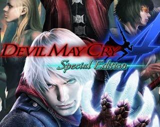 دانلود بازی کامپیوتر Devil May Cry 4 Special Edition