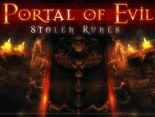 دانلود بازی Portal of Evil Stolen Runes برای کامپیوتر