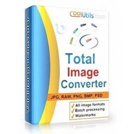 دانلود آخرین نسخه CoolUtils Total Image Converter نرمافزار تبدیل عکس