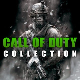 مجموعه بازی Call of Duty Collection
