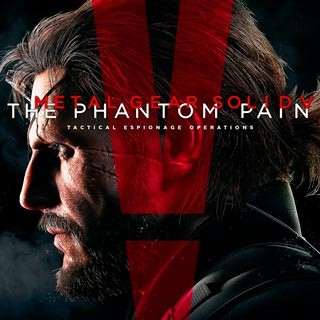بازی Metal Gear Solid V: The Phantom Pain