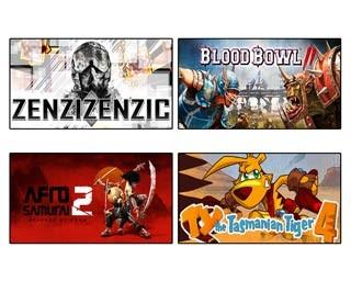 دانلود بازی های TY the Tasmanian Tiger 4 و Blood Bowl 2 و Afro Samurai 2: Revenge of Kuma Volume One و Zenzizenzic