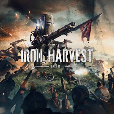 بازی Iron Harvest