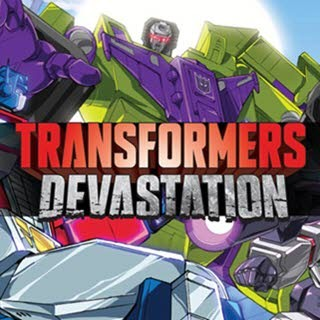بازی Transformers: Devastation
