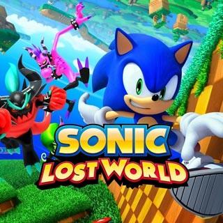 بازی Sonic Lost World