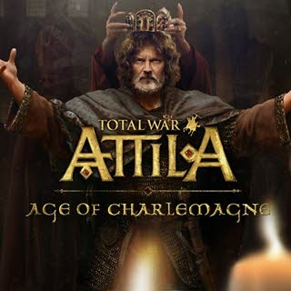 بازی Total War: ATTILA Age of Charlemagne Campaign Pack