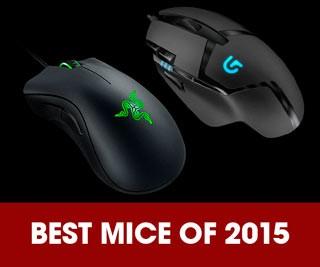 بهترین Mouse های سال 2015