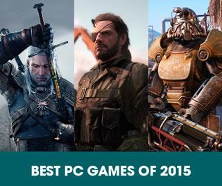 بهترین بازی های کامپیوتر در سال 2015