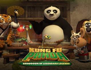 دانلود بازی Kung Fu Panda Showdown of Legendary Legends