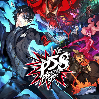 بازی Persona 5 Strikers