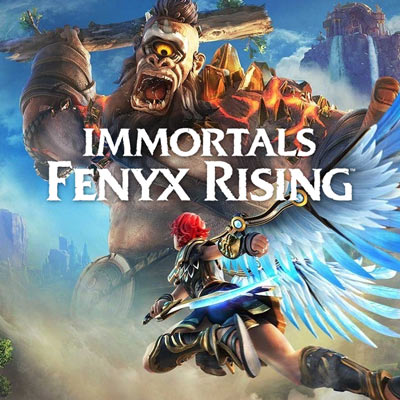 بازی Immortals Fenyx Rising