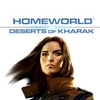 بازی Homeworld: Deserts of Kharak
