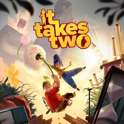 بازی It Takes Two