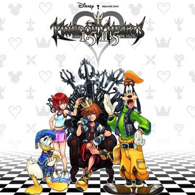 مجموعه بازی Kingdom Hearts HD