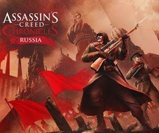 دانلود بازی Assassin's Creed Chronicles Russia