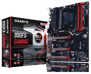 معرفی مادربورد GA-990FX-Gaming محصولی از شرکت GIGABYTE