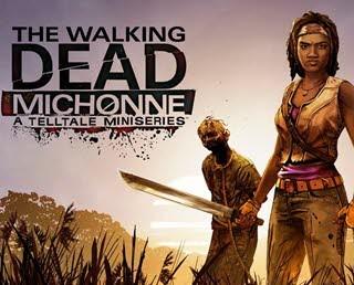 دانلود بازی The Walking Dead Michonne