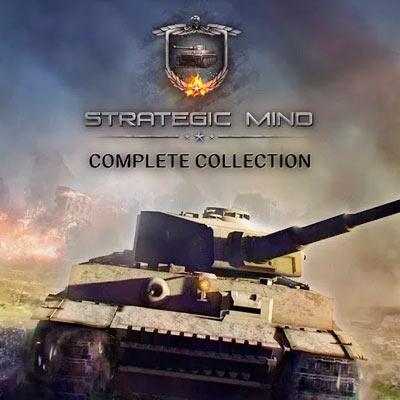 بازی Strategic Mind Complete Collection