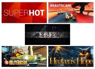دانلود بازی های SUPERHOT ، Krautscape ، Heaven's Hope ، Obliteracers و Mesel