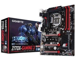 بررسی مادربورد GA-Z170X-Gaming 3 محصولی از گیگابایت