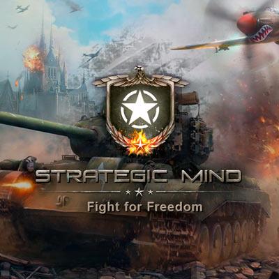 بازی Strategic Mind Fight for Freedom