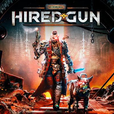 بازی Necromunda Hired Gun