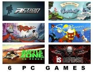 دانلود بازی های LostWinds: The Blossom Edition ، Battlezone 98 Redux ، Action Legion ، IS Defense ، The Banner Saga 2 و SpeedRunners