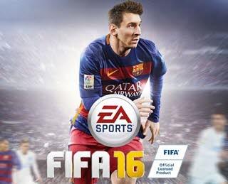 دانلود بازی FIFA 16