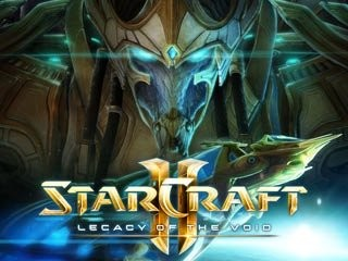 کاور و لیبل دیسک بازی StarCraft II: Legacy of the Void