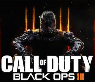 کاور و لیبل دیسک بازی Call of Duty: Black Ops III