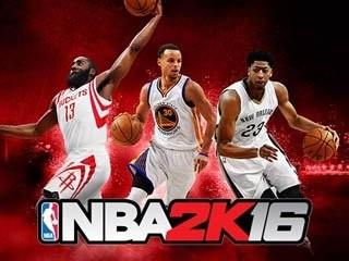 کاور و لیبل دیسک بازی NBA 2K16