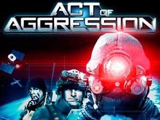 کاور و لیبل دیسک بازی Act of Aggression