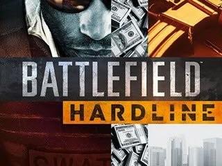 کاور و لیبل دیسک بازی Battlefield Hardline