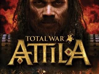 کاور و لیبل دیسک بازی Total War: Attila