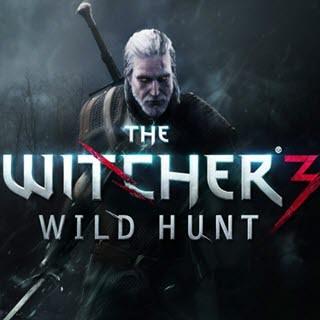 کاور و لیبل دیسک بازی The Witcher 3: Wild Hunt