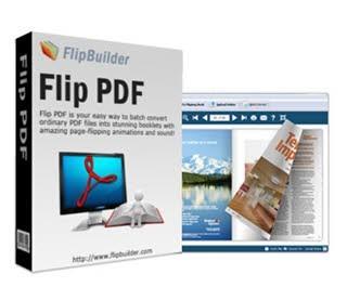 دانلود نرم افزار Flip PDF ابزار ساخت و ویرایش فایل های PDF