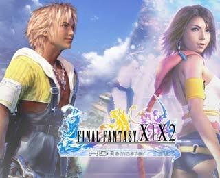دانلود بازی FINAL FANTASY X/X-2 HD Remaster