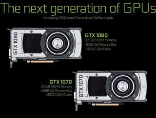 مقایسه اجمالی: ارزش خرید GTX 1070 بیشتر است یا GTX 1080 ؟