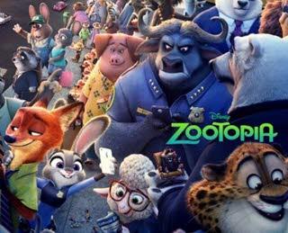 دانلود انیمیشن Zootopia 2016