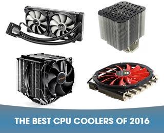 بهترین خنک کننده های پردازنده در سال 2016